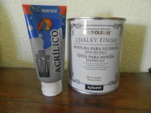 Manos a la obra probando la chalk paint fruta madura for Chalk paint leroy merlin prezzo
